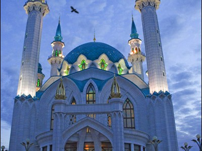 Мечеть Кул Шариф