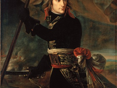 «Наполеон на Аркольском мосту», Жан-Антуан Гро
