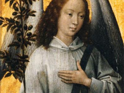 Ангел — символ добра и милосердия