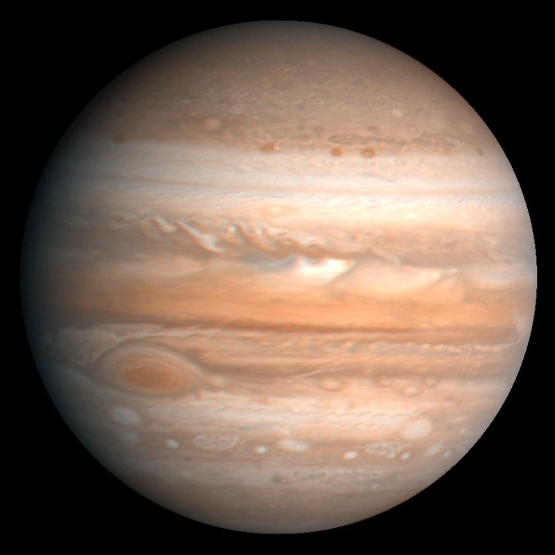 Земляне увидят Юпитер в небе