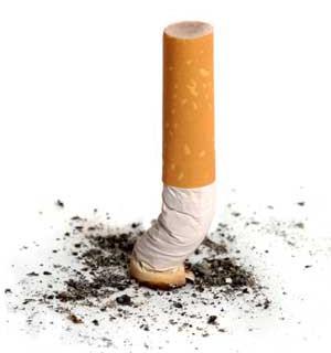 Украинцы бросают курить