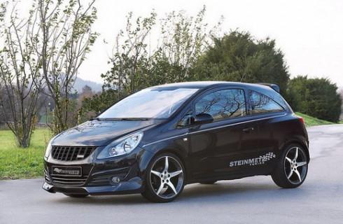 Новый маленький Opel
