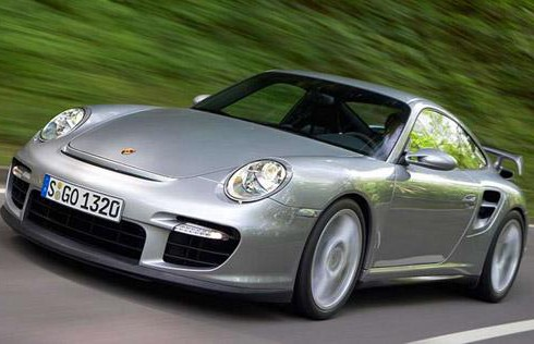 Новая версия Porsche 911