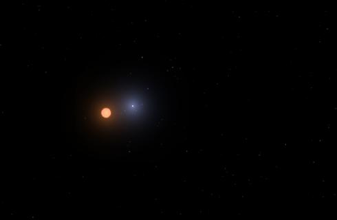 Найдена уникальная солнечная система