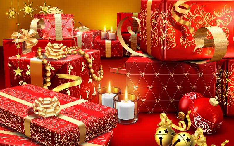 Лучшие подарки на Рождество