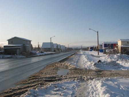 Первый минарет в Арктике
