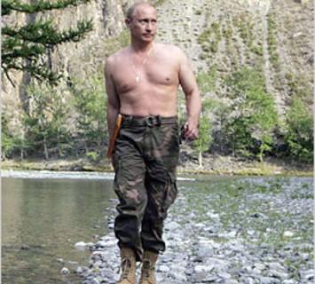 Путин восхищает жителей США
