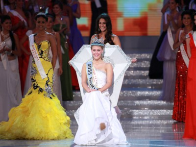 Александриа Миллс — Мисс Мира 2010