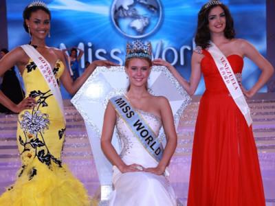 Александриа Миллс — Победительница Мисс Мира 2010