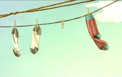 Кадр из мультфильма Ради носка