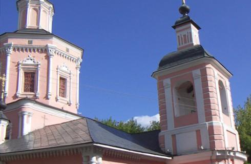 Освящен восстановленный храм
