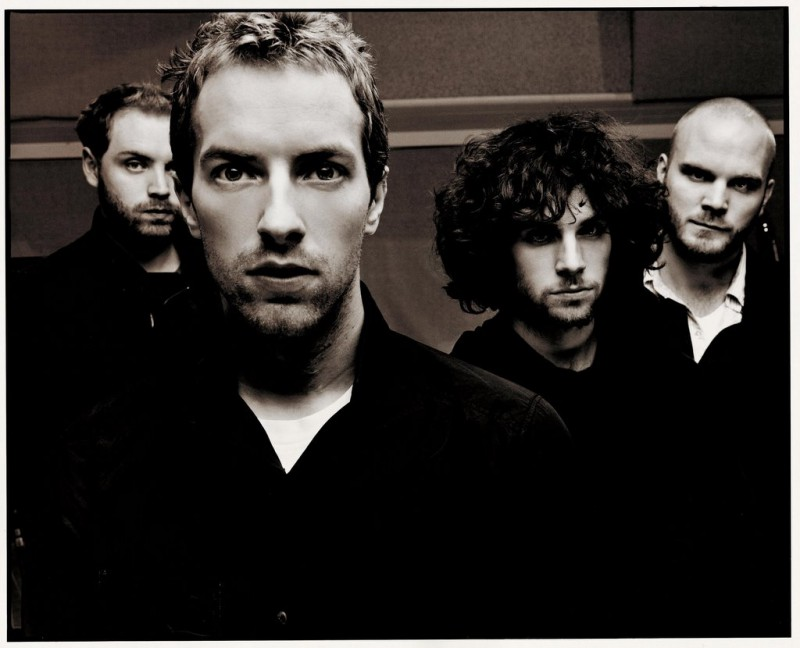 Благотворительные концерты Coldplay