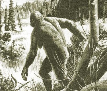 Новый праздник – День снежного человека
