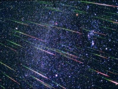 Метеорный поток Леонид