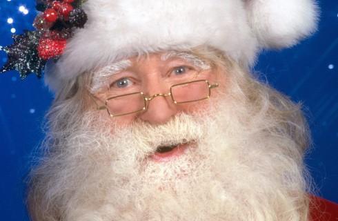 С Днем рождения, Дедушка Мороз!