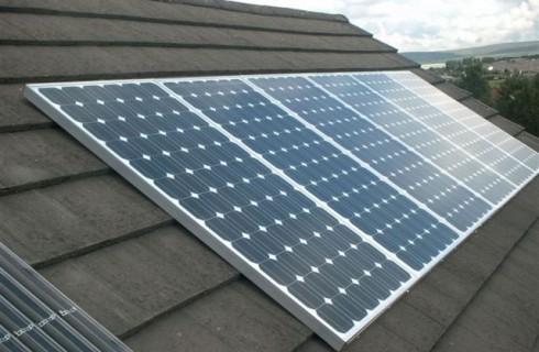 Солнечные батареи для экономии