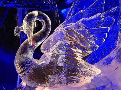 Ледяная скульптура