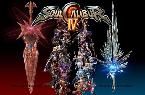 Новая игра из серии Soulcalibur