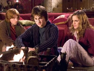Кадр из первой части фильма «Гарри Поттер и Дары смерти»