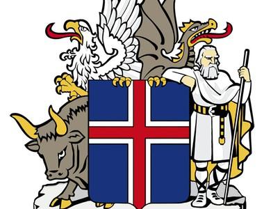 Герб Исландии