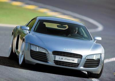 Конкурент Aston Martin Rapid от Audi
