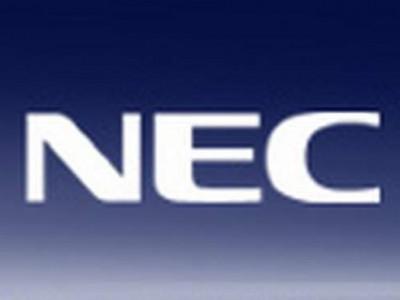 Логотип концерна NEC