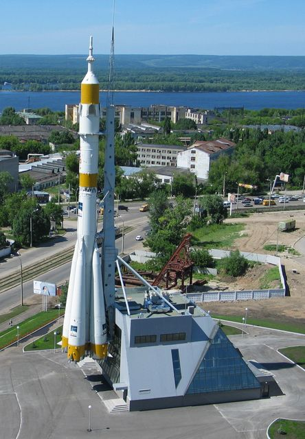 Космический конкурс в Самаре