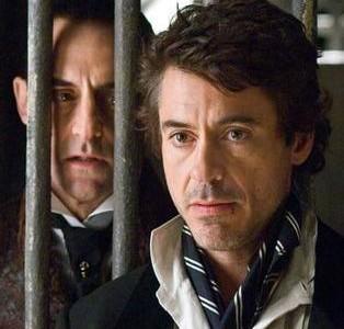 Кадр из фильм Шерлок Холмс