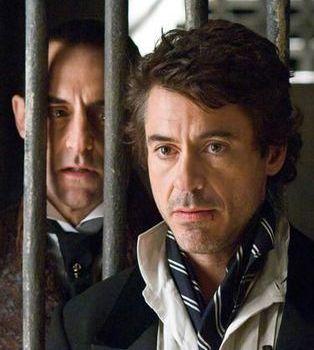 Новый роман о Шерлоке Холмсе