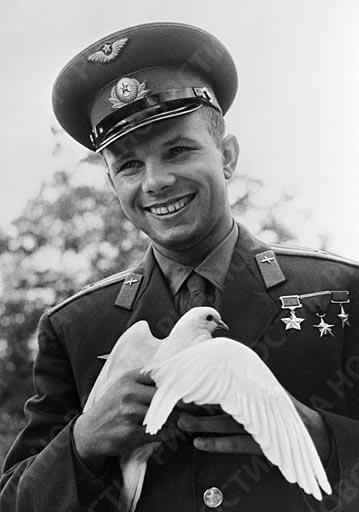 Рассекретят документы о Гагарине