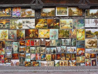 Выставка русскоязычных художников