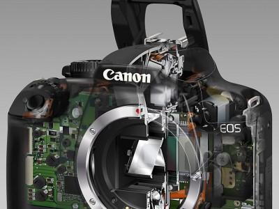 Компания Canon