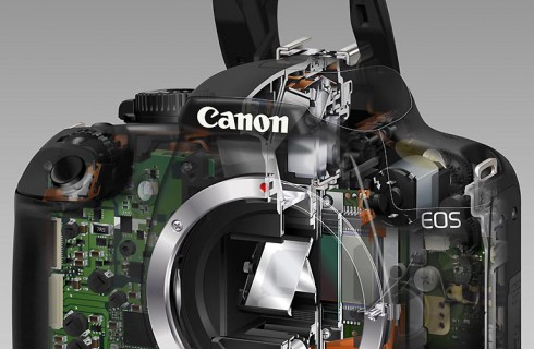 Новинки 2011 года от Canon