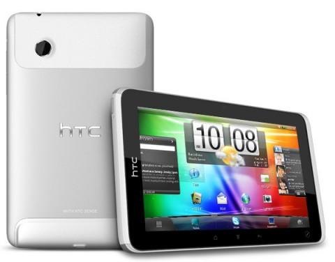 Первый планшетник от HTC