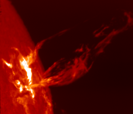 Этапный момент в астрофизике