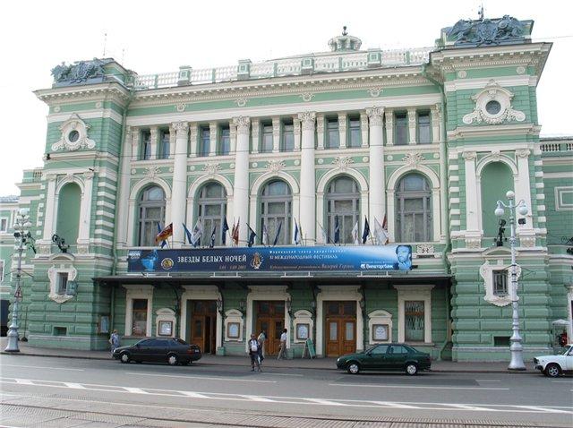 Мариинский театр получил две Грэмми
