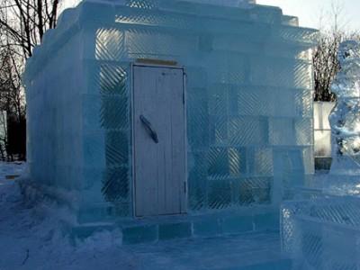 Ледяная баня