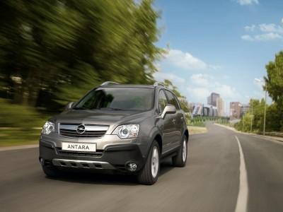 Opel Antara 2.0D AT Cosmo