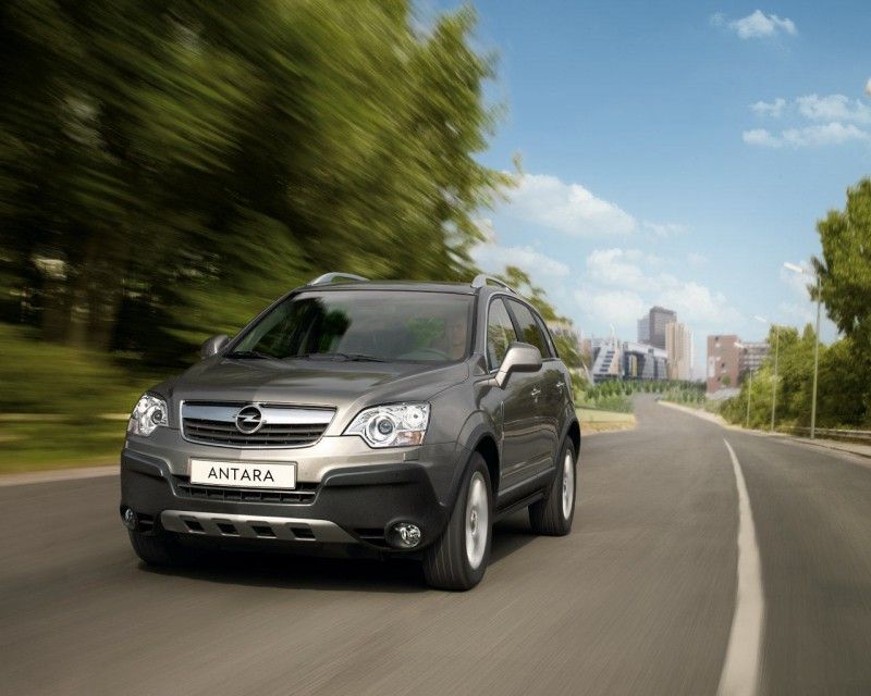 Новый Opel Antara 2.0D AT Cosmo