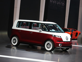 Молодежный компактвэн от Volkswagen