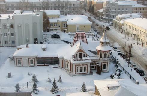 В Самаре начался конкурс «Снежные фигуры»