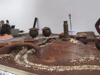 Шоколадный город