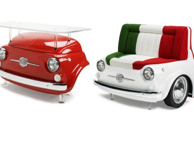 Диванчик и столик от Fiat