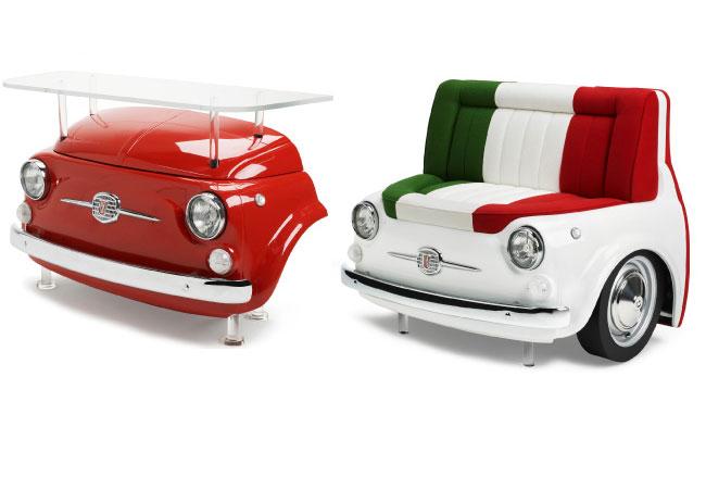 Нестандартные решения от Fiat