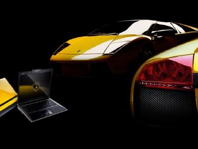Игровой ноутбук Lamborghini от Asus
