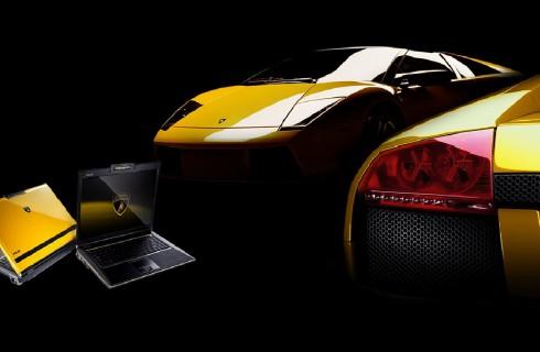 Игровой ноутбук Lamborghini VX7 от Asus