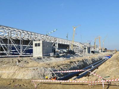Терминал «D» города Киева. Евро-2012