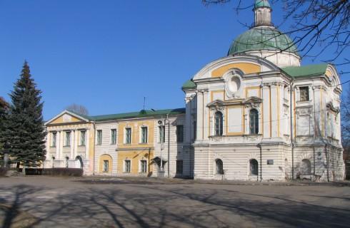 В Твери восстановят Путевой дворец