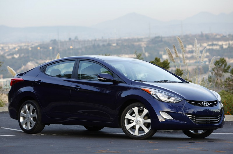 Автомобиль года: Hyundai Elantra Limited