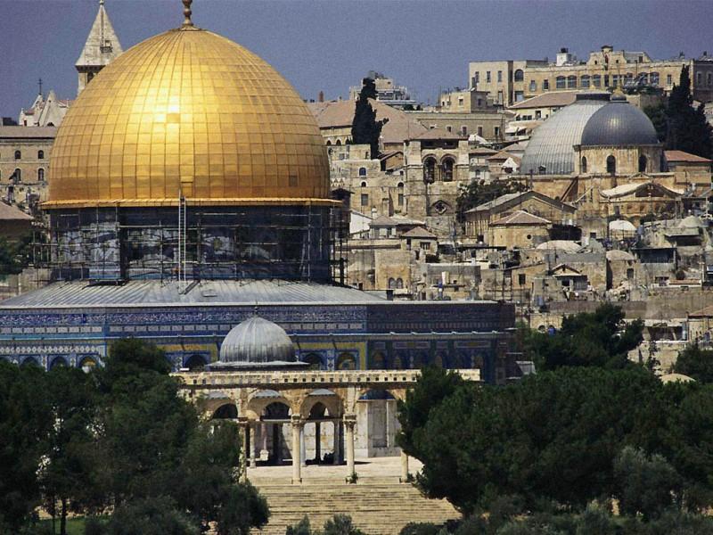 Иерусалим может войти в Семь чудес света